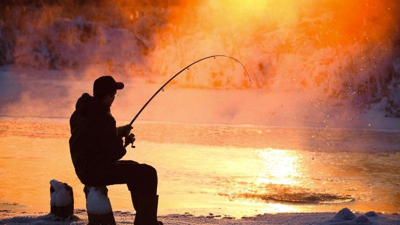 Рыбак и его ассортимент
