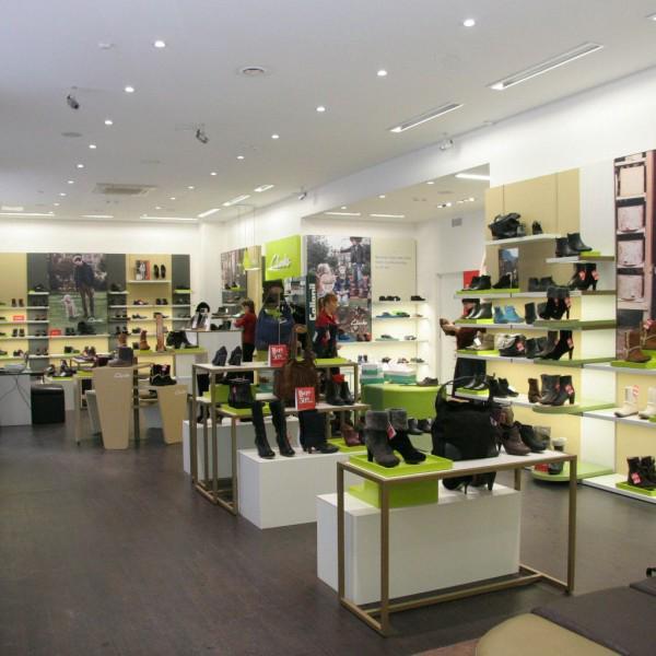 Огромный выбор удобной английской обуви Clarks