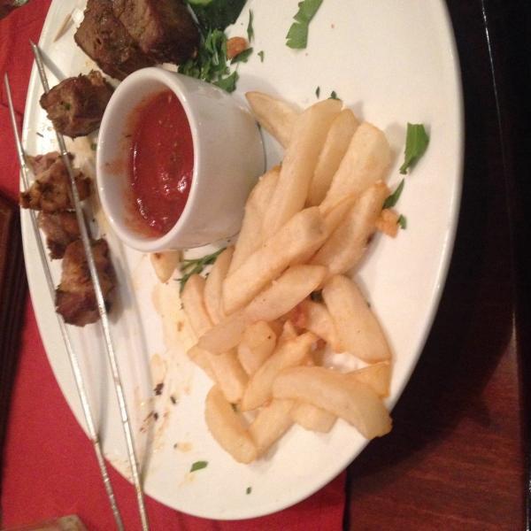 Порция картофеля фри Якобы 100гр