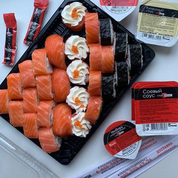 суши маркет в картинках