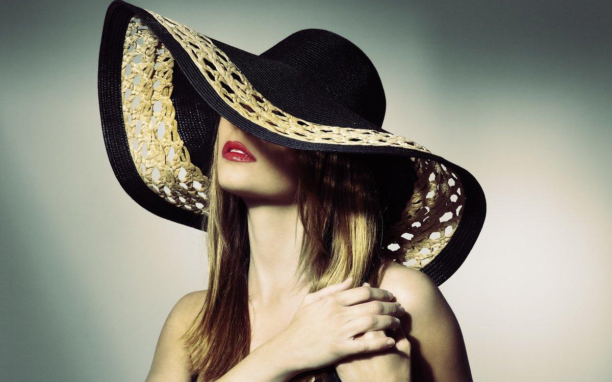 Фото дам в шляпах, Картинки дам в шляпах (36 фото) 13 фотография