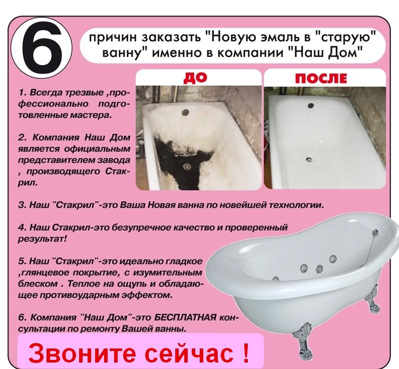 Ваша ванна отзывы