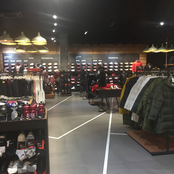 7c77f6b6 Nike, магазин спортивных товаров в Новосибирске на Ватутина, 107 ...