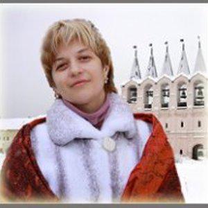 Наталья Жеглова