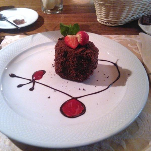 десерт Дьявола