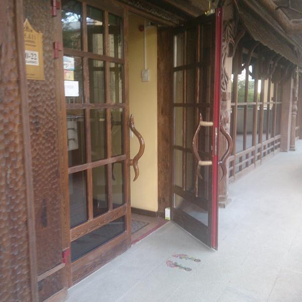 входная зона в Сиам
