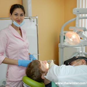 Лечение в клинике Мио-дент