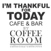 I`m Thankful for Today