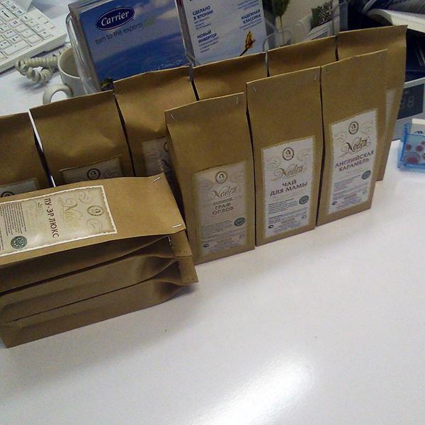 Заказанный чай привезли в офис вовремя, без опозданий, за что еще раз благодарю!