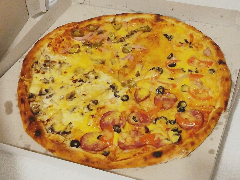 Доставка Вкусная Пицца В Москве