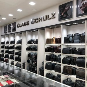 Claus Schulz, магазин кожгалантереи