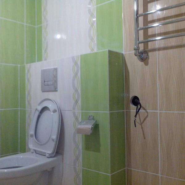 Ремонт моей ванны.