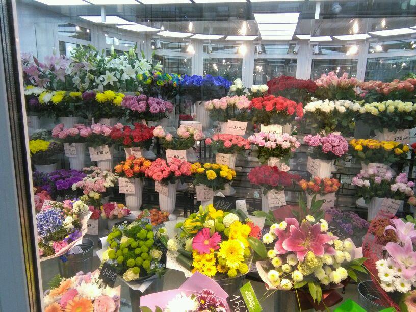 Для букетов, цветы оптом магистральный