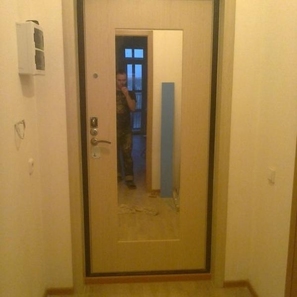 Моя дверь.