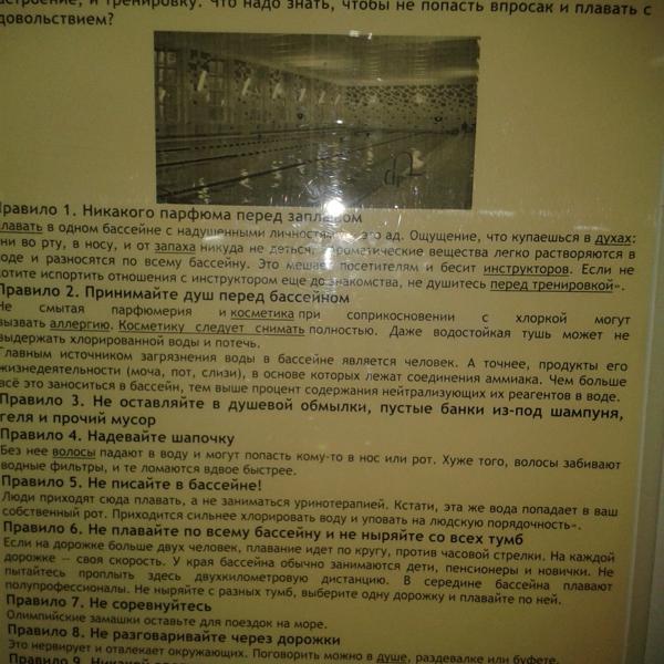 забавные правила)