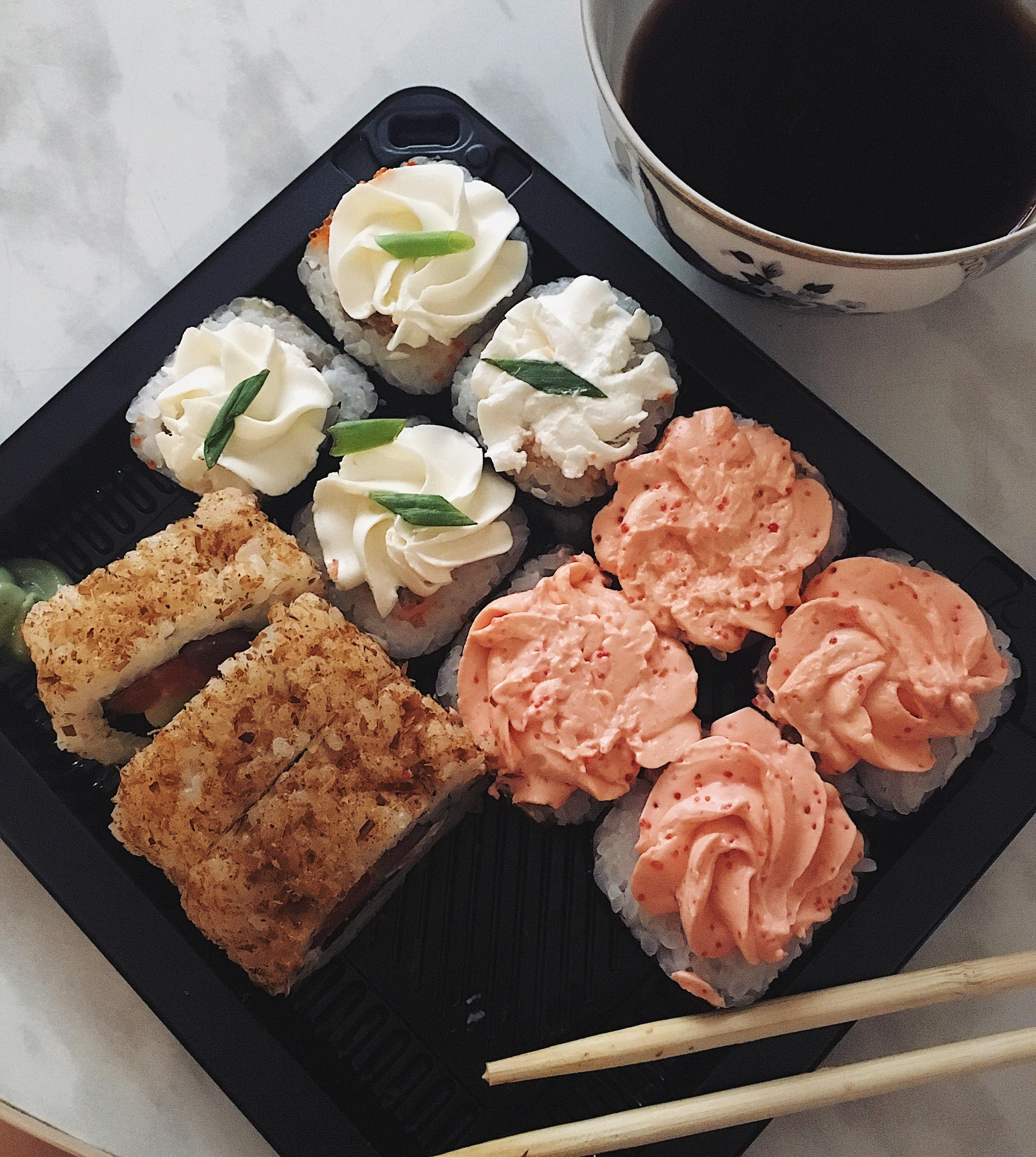 Срок действия акции «всё меню в ресторане доставки «суши-маркет сибирь» со скидкой 65%» окончен.