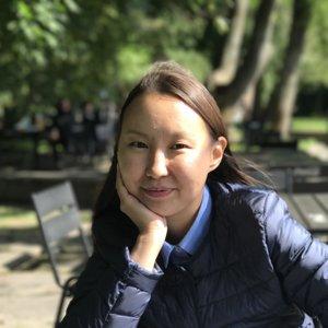 Ульяна Охлопкова