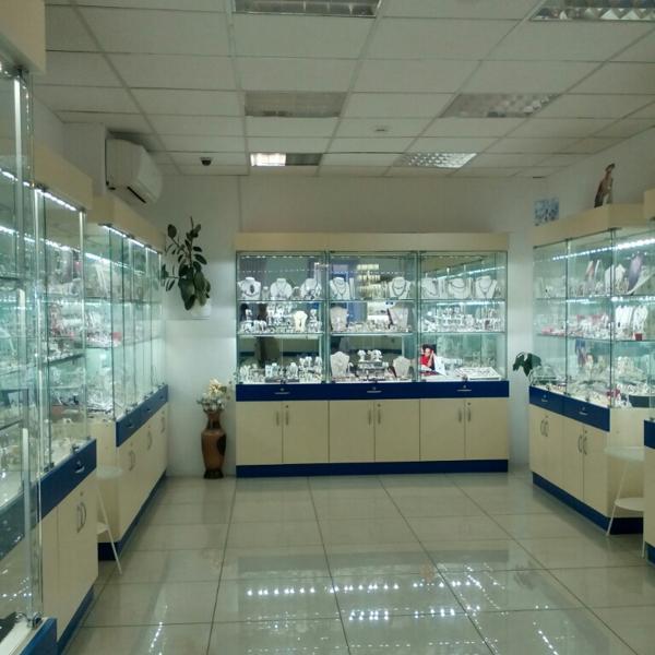 Стильное Серебро, сеть магазинов ювелирных изделий в Санкт ... 17a9792a6e3