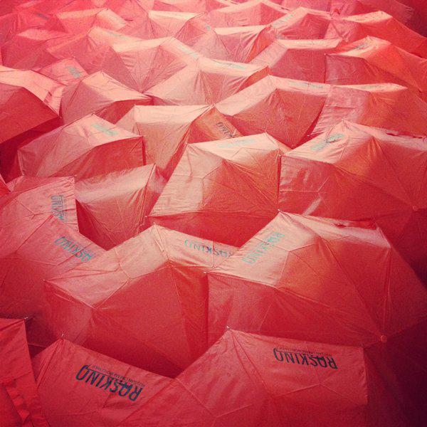 Зонты с логотипом