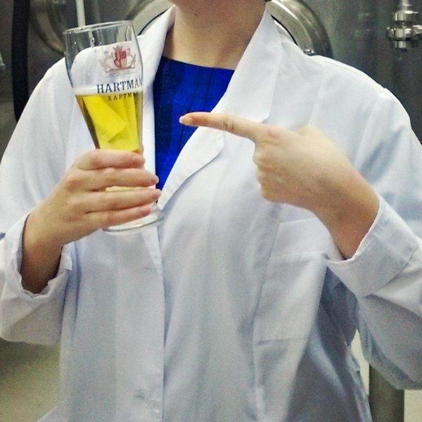 Пиво Hartman - sehr gut!