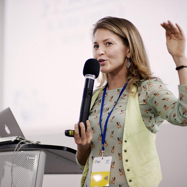 Выступление руководителя школы на конференции Codefest 2014