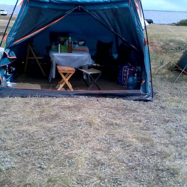 наш шатер