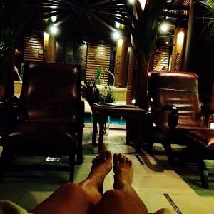 Relax зона.