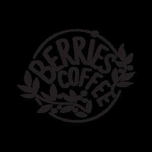 Berries coffee