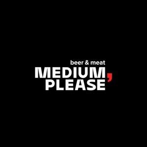 Medium, please!