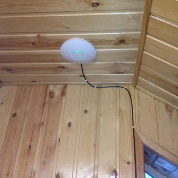 Wi-Fi по дому от 200 кв.м Индивидуальные решения для вашего дома.