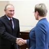 Любовь Путина