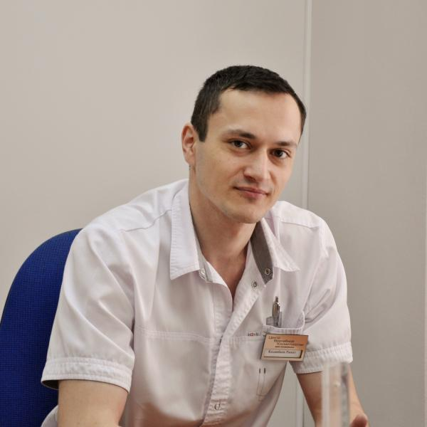 Врач-косметолог Казанбаев Ринат Тагирович