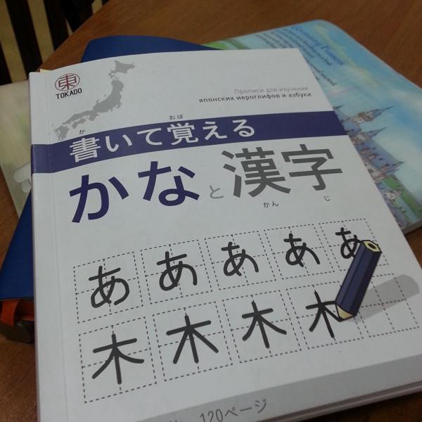На занятиях японским языком используются материалы японских и лучших российских издательств.
