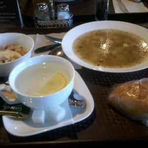 Вот мой обед...