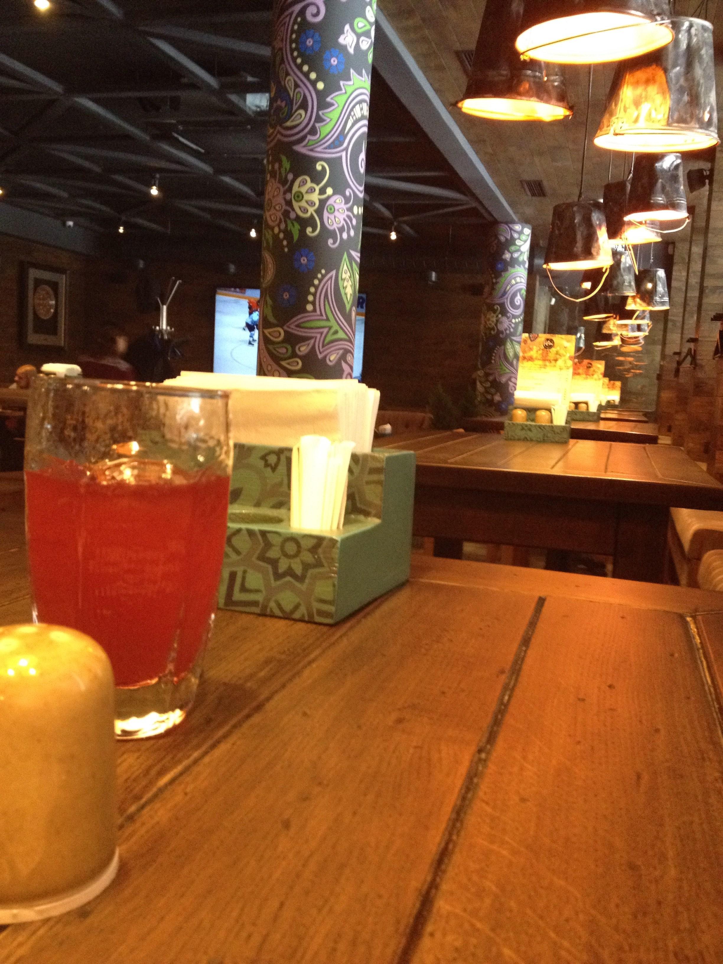 Фото барных стоек в кафе