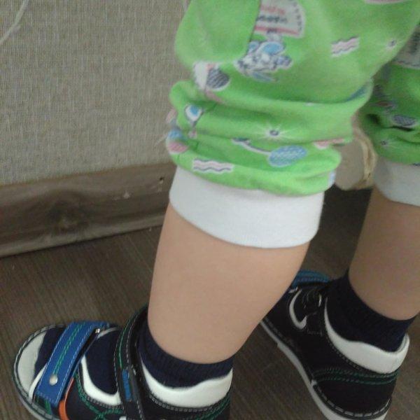 детская обувь капитошка