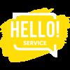 Hello! Service