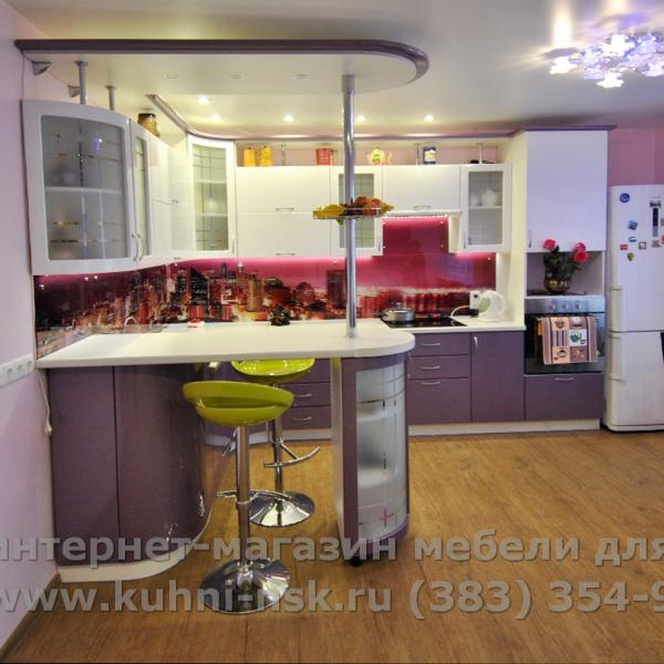 Все фото кухни здесь - http://www.kuhni-nsk.ru/works_o.php?num=636