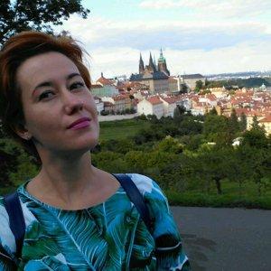 Любительница Праги