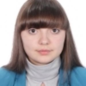 Анастасия Назарова