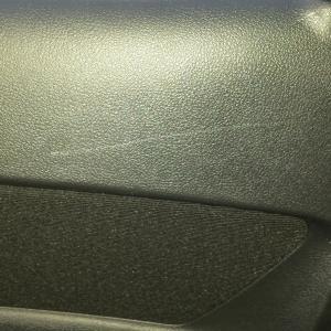 Правая передняя пассажирская дверь теперь с отметенной :(