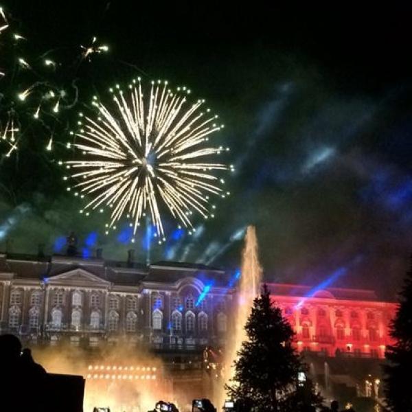 Закрытие фонтанов 2014