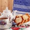 Чай и плюшки