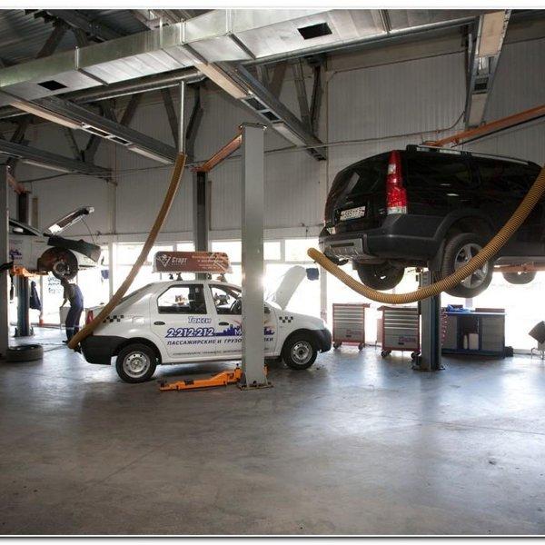 Выгодные условия для обслуживания автопарков и организаций.