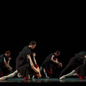 5 танго. фото из группы Театра оперы и балета.