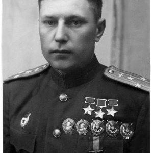Sany Pokryshkin