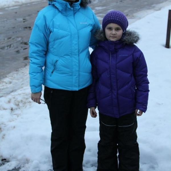Мы сказали нет шубам этой зимой... и не жалеем об этом)))