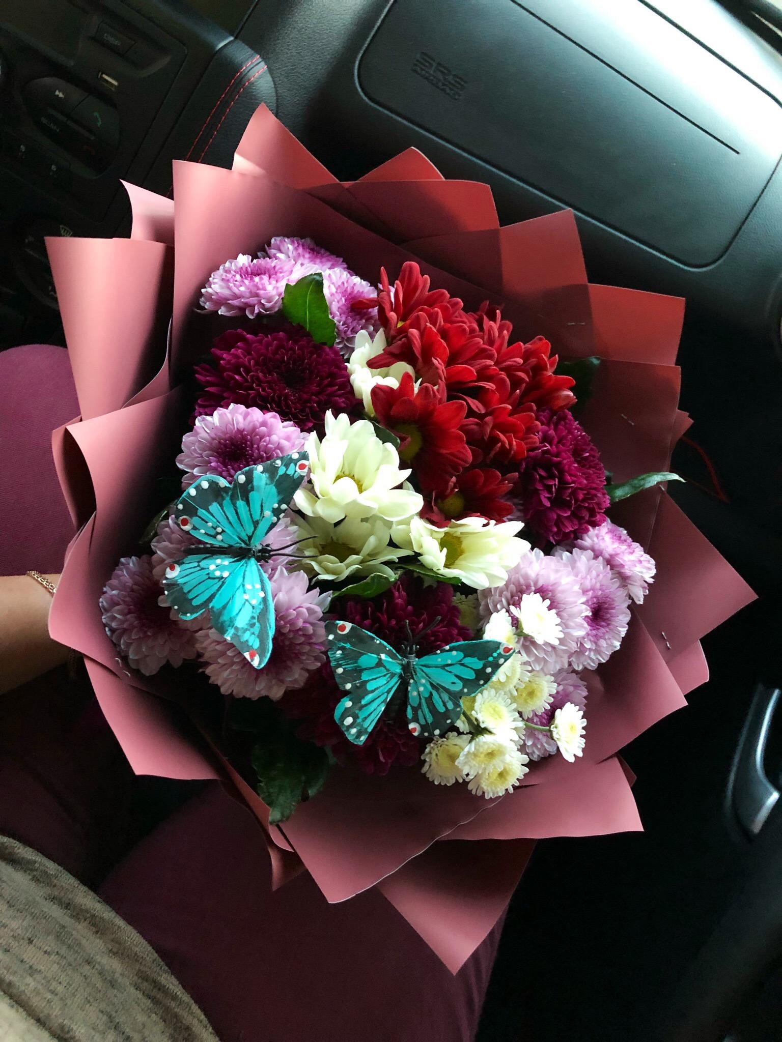Доставка цветов в стерлитамаке на черноморской, цветы