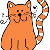 Абрикосовый кот