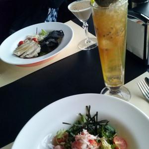 Дальний салат - Гонконгский Цезарь